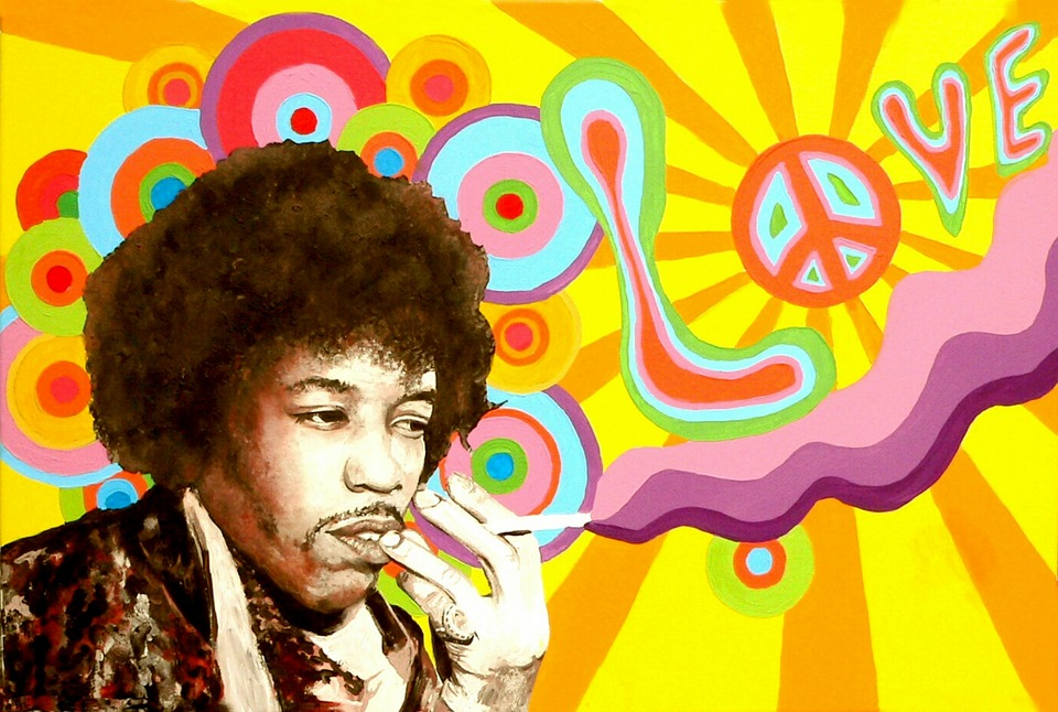 Jimi hendrix mantra for peace