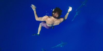 Aquaphobia overcome fear of water