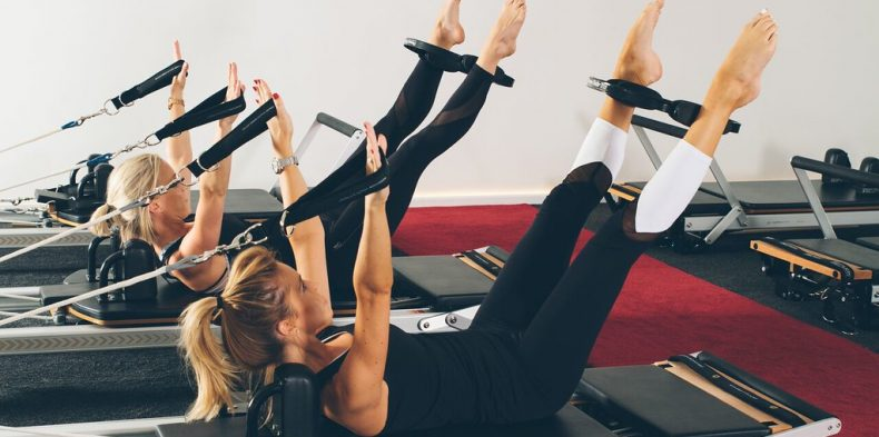 yoga straps stretches