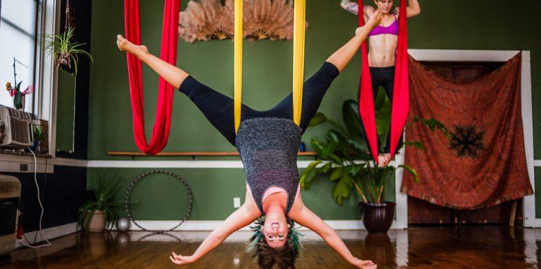 Best Yoga Trapeze Frame 2019