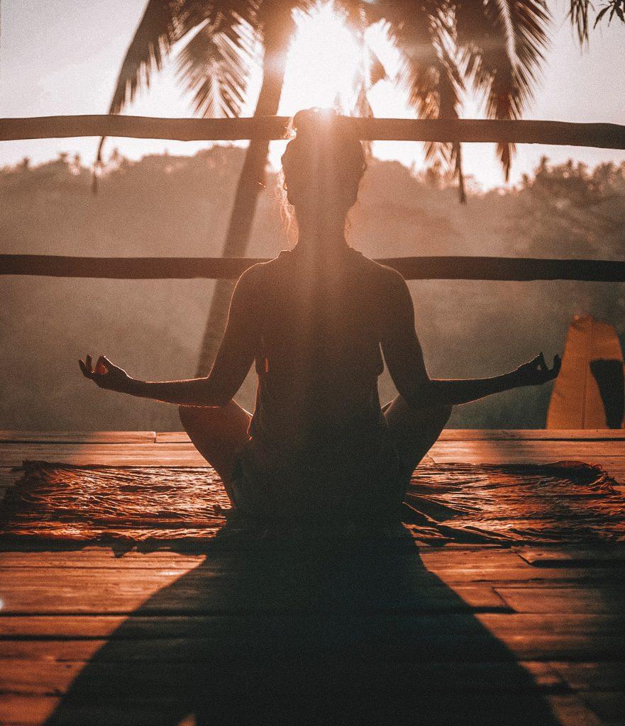 Gong Meditation Yoga
