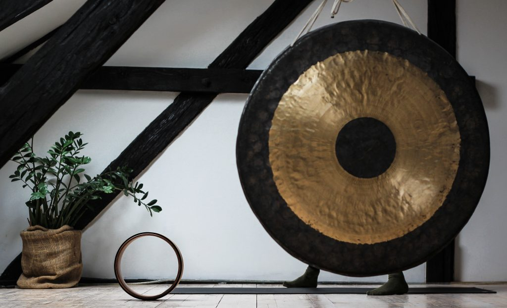 what is gong meditation?