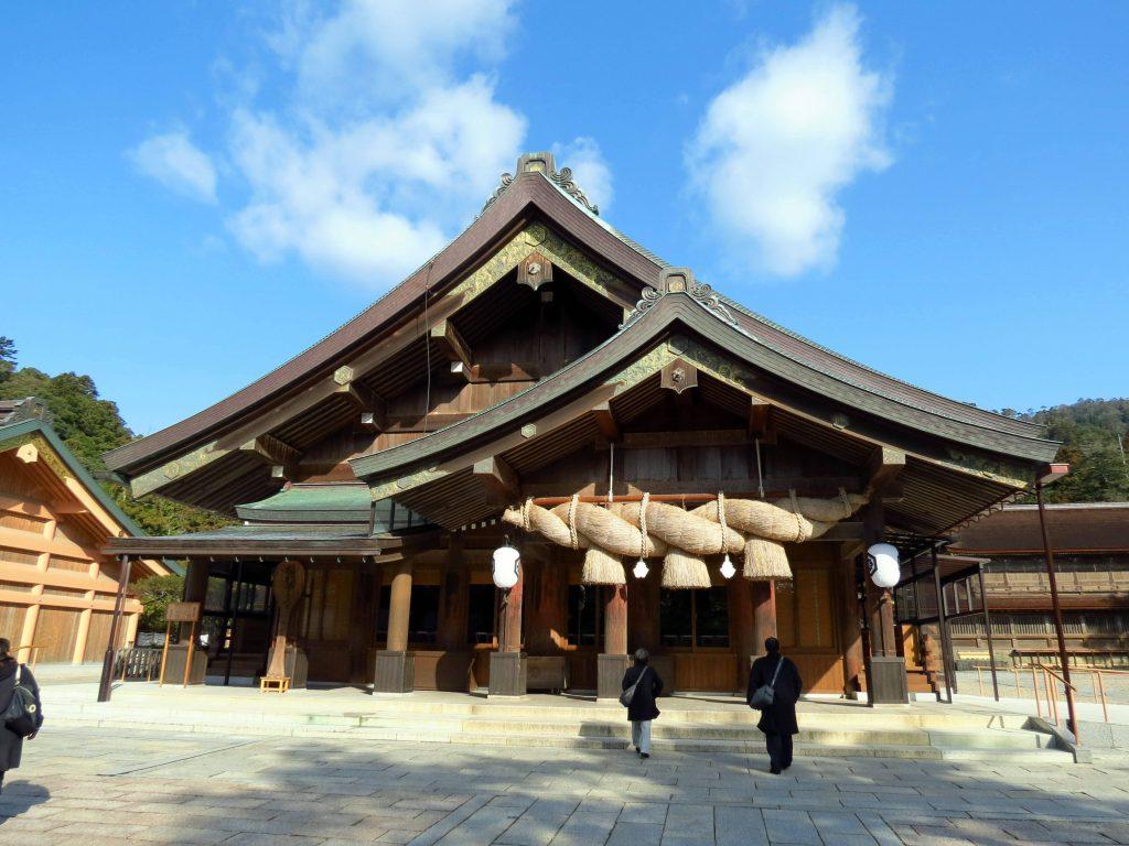 Izumo Taisha shinto shrine