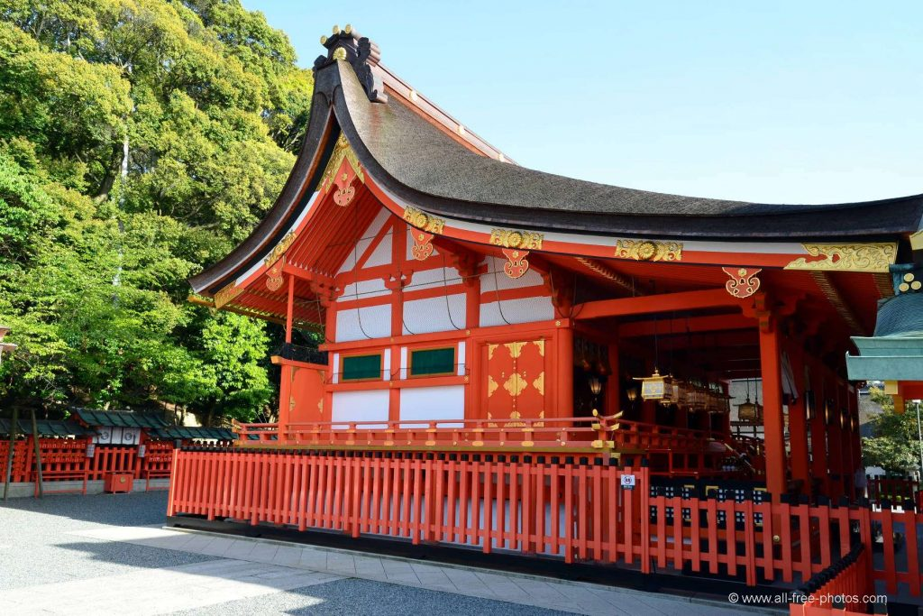 Fushimi Inari shinto shrine
