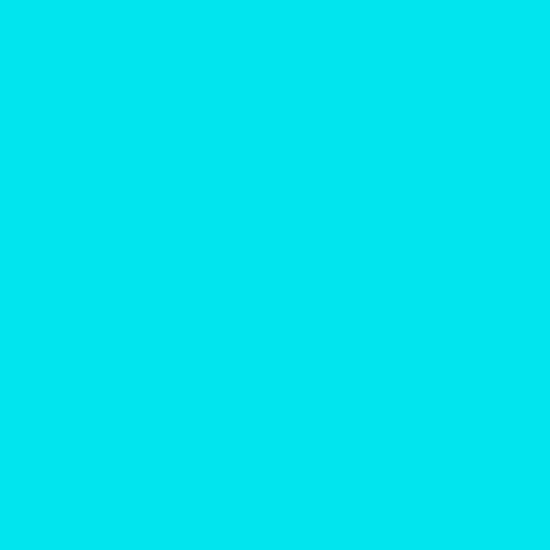 turqoise Blue aura