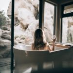 Stress Relief Bath: Create Your Own Bathroom Oasis and Calm Your Mind
