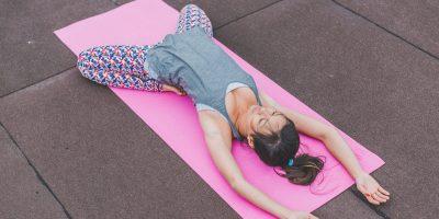 Meditation while Lying Down