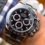 High-End Timekeeping with the Rolex Cosmograph Daytona